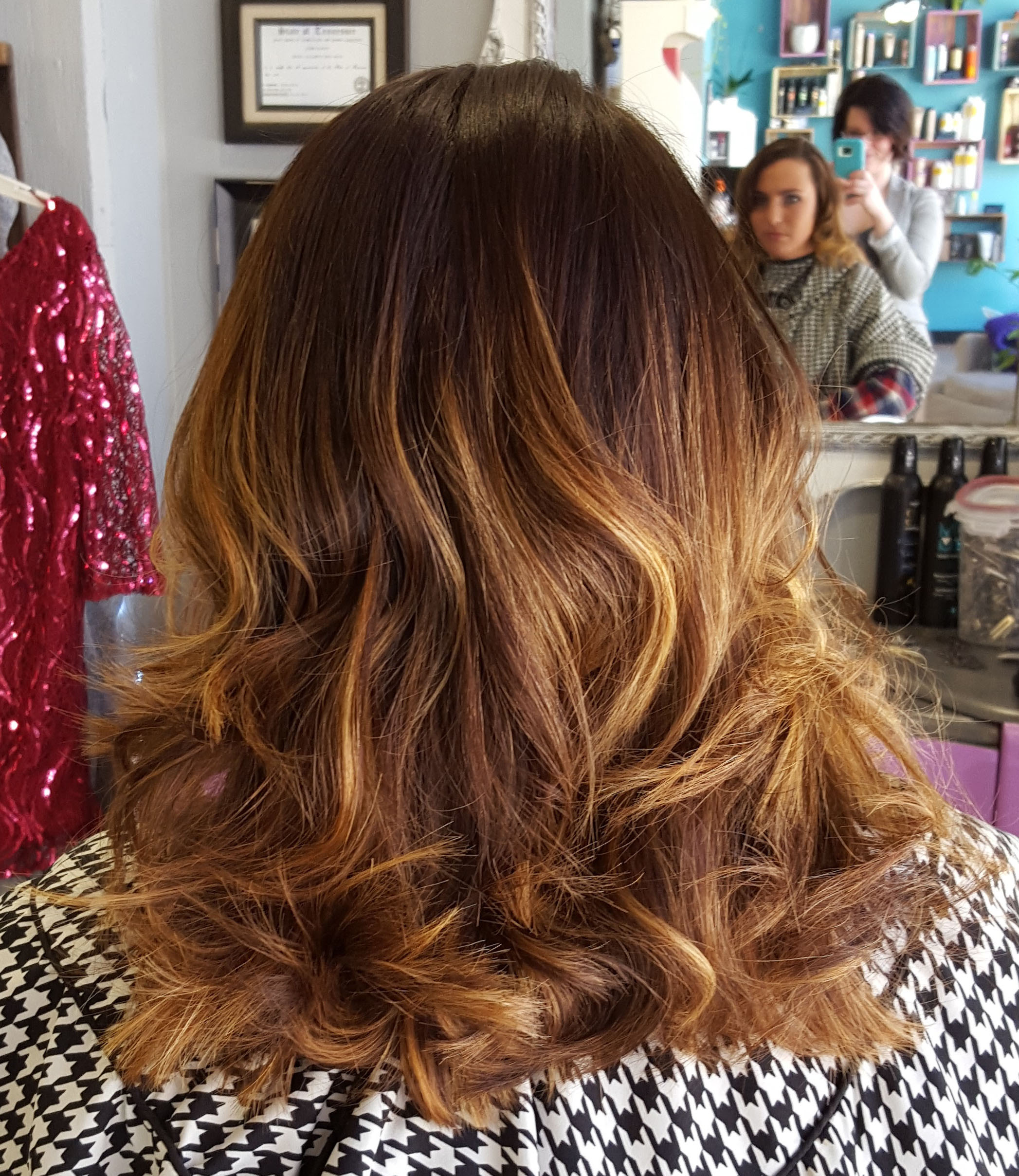 Cut And Color By Rachel Mccoy